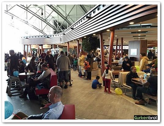 McDonalds FRA Flughafen_Neueröffnung