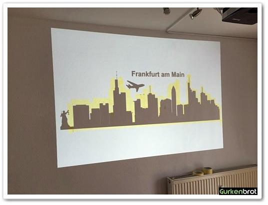 Frankfurt Skyline_Wandbild_Beamer