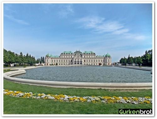 Wien_Schloss Belvedere