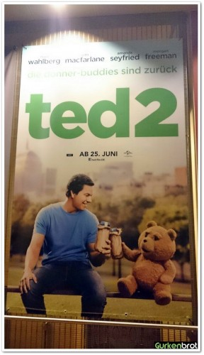 Ted 2 Plakat
