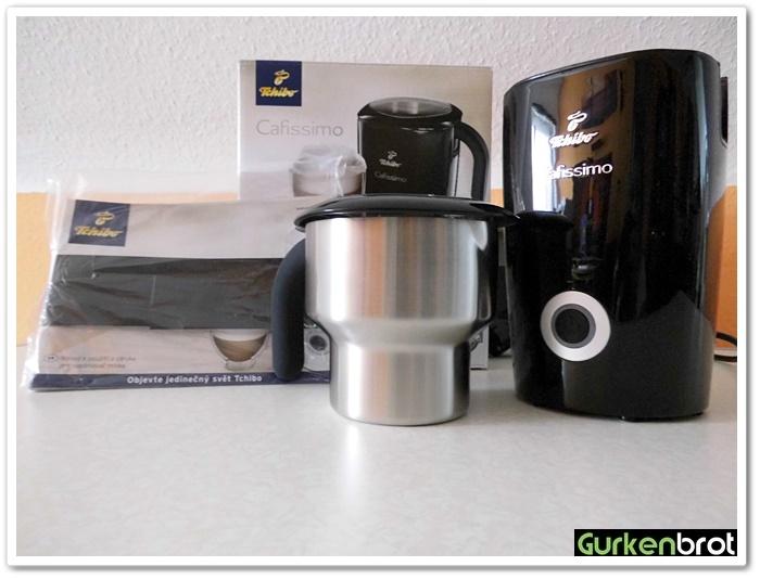 7e09023f0b Da ich mir keinen Kaffeevollautomaten kaufen möchte habe ich mir einen  Milchaufschäumer gekauft, er funktioniert mit Induktion. Das ...