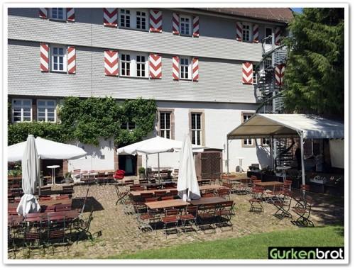 Innenhof Schloss
