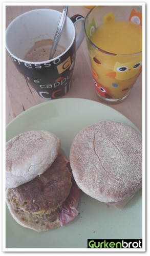 McMuffin selbstgemacht